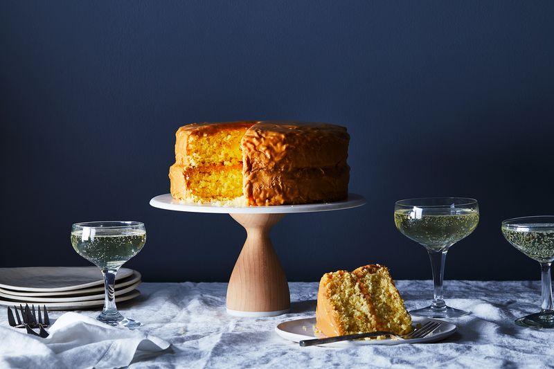 The Caramel-Coated Layer Cake That Unites Pineapple, Coconut & Family