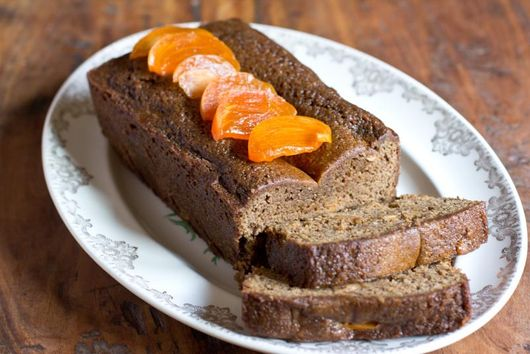 Persimmon Gingerbread Loaf Recipe