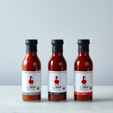 Spicy, Curry & Smoky Ketchups (3-Pack)
