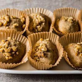 Melomakarona (Greek Honey-Spice Cookies)