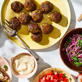 Fish & Meat Balls by f