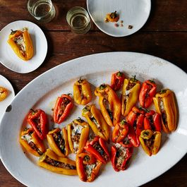 Stuffed Pepperoncini: Your New Go-To Two-Bite Appetizer