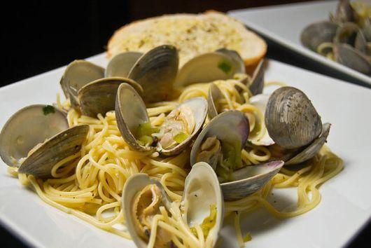 Spaghetti & Clams
