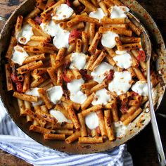The 1-Pan, 3-Step Route to Baked Ziti