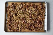 For Granola Clump Fanatics: Granola Bark