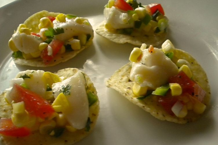 Sweet Corn and Scallop Ceviche Recipe on Food52
