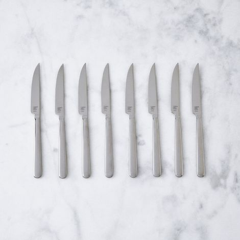 Zwilling 8-Piece Stainless Steel Steak Knife Set