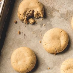 For More Interesting Shortbread, Add Tahini
