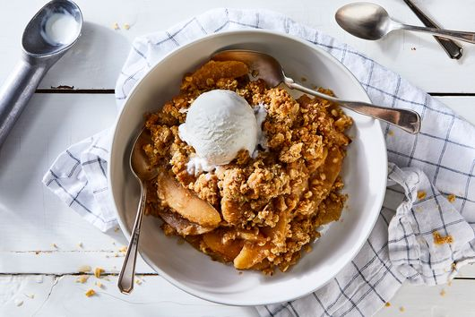 Our Best Apple Crisp