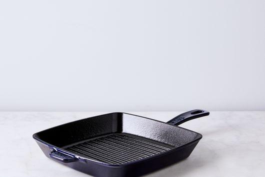 Staub Cast Iron Square Grill Pan