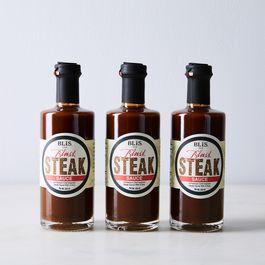 BLiS Barrel-Aged Steak Sauce (3-Pack)