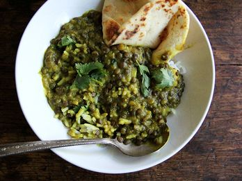 "Curried Lentils with Coconut Milk That Make ""Something from Nothing"""