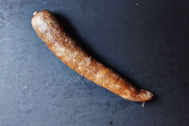 The humble yuca root.