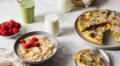 We Want the Recipe for Your All-Time Best Creamy Breakfast
