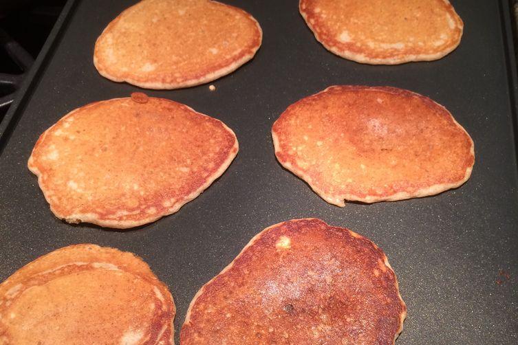 """Sourdough Pancakes or Waffles - Using Starter Left Over from """"Feedings"""""""