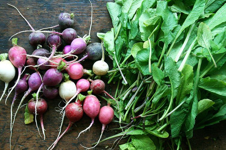 Radishes Trimmed on Food52