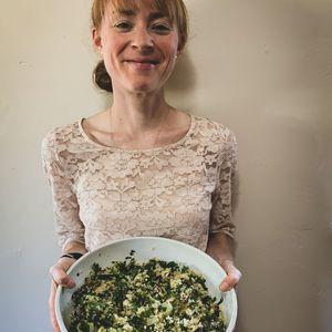 Rebecca Fallihee | Eggplant + Olive