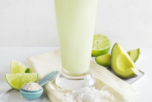 Put the Lime in the Coconut Smoothie