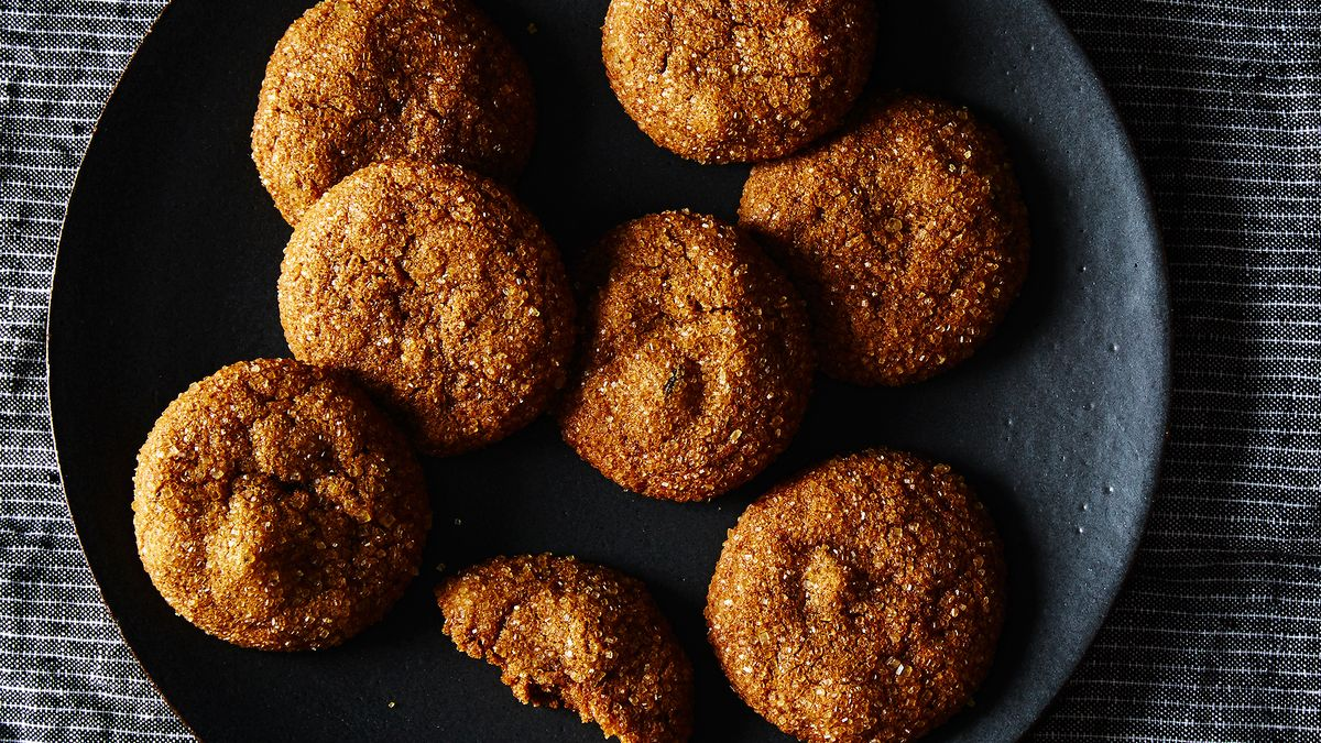 My Ginger Cookies Recipe On Food52 Threads
