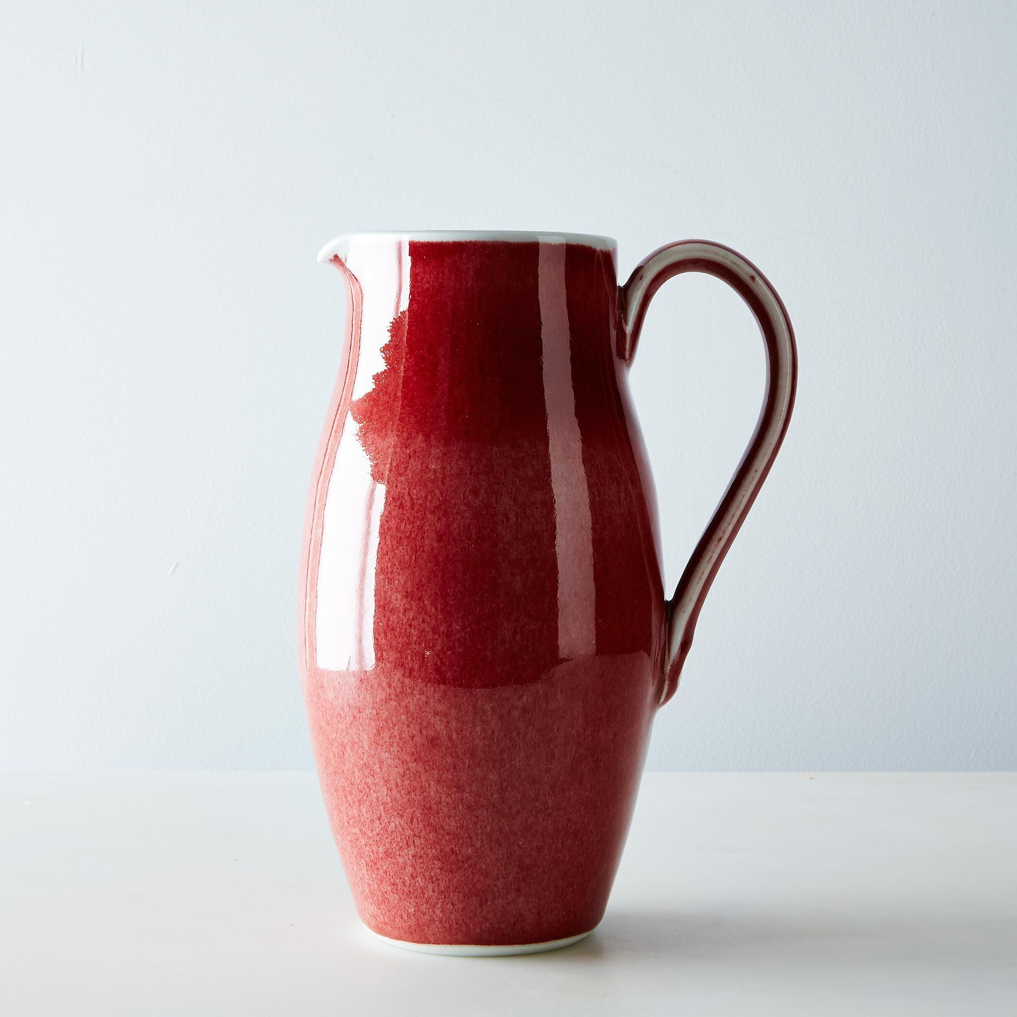 04392f8a 46d6 4723 add7 d0fb1f20351d  2014 1020 three rays pottery red pitcher 002