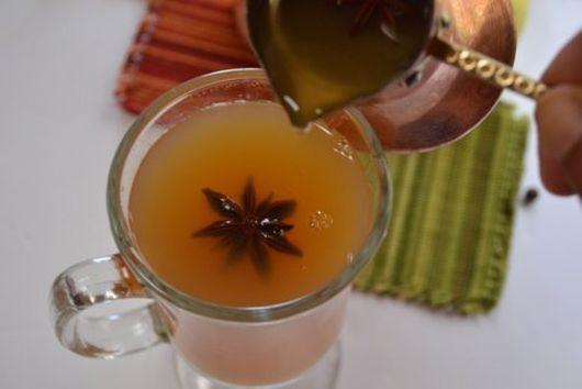 Masala Chai spiced Cider