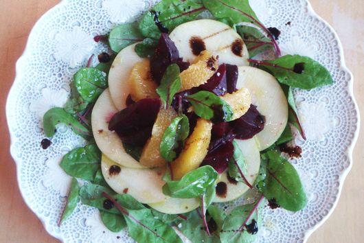 Apple Detox Salad