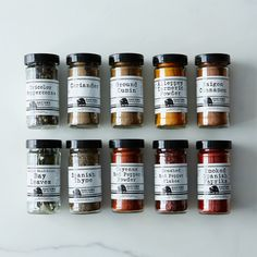 Essential Spice Starter Collection