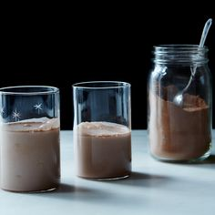 Your Favorite Malted Chocolate Drink, DIY'd and Good as Ever