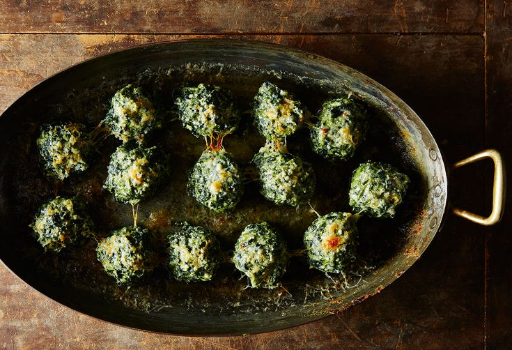 Gnocchi Verde, or The Redemption of Frozen Spinach