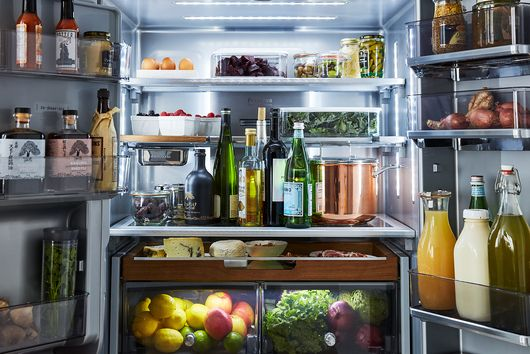 9 Storage Hacks for a Supremely Organized Refrigerator