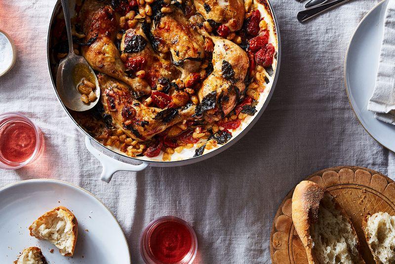 Memo: Make Jamie Oliver's Crazy, Genius One-Pot Chicken ASAP