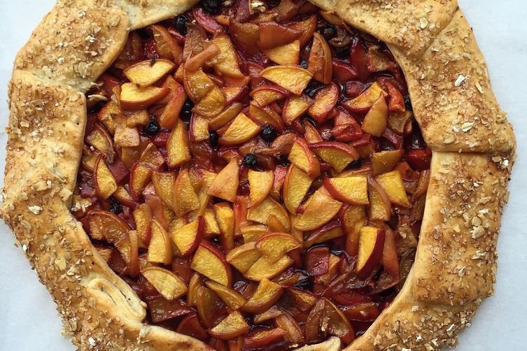 Seasonal Galette by Ellen King
