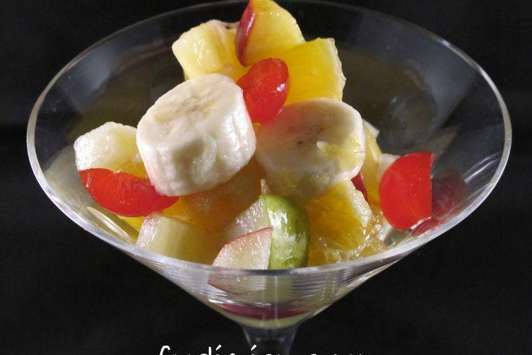 macédoine of fruit