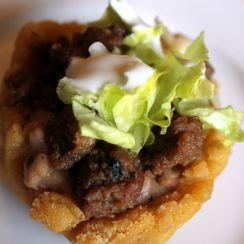 Taco Truck Chorizo Sopito