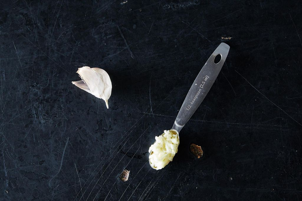 Garlic Measurements