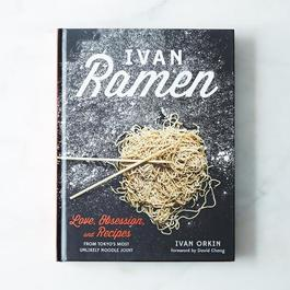 Ivan Ramen Cookbook
