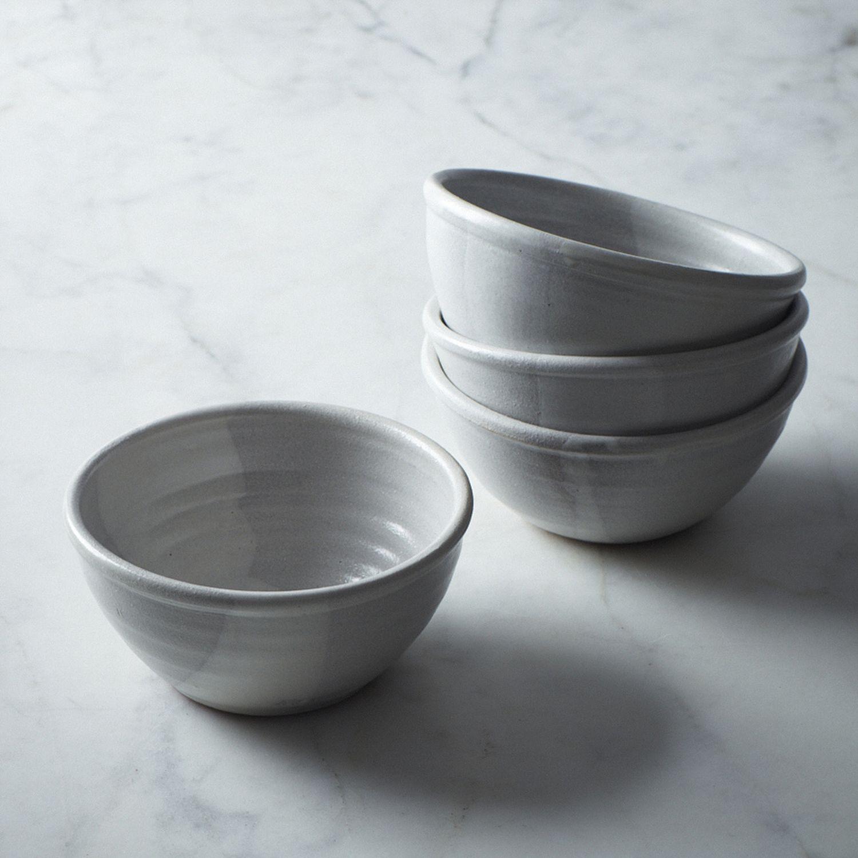 White Stoneware Bowl On Food52