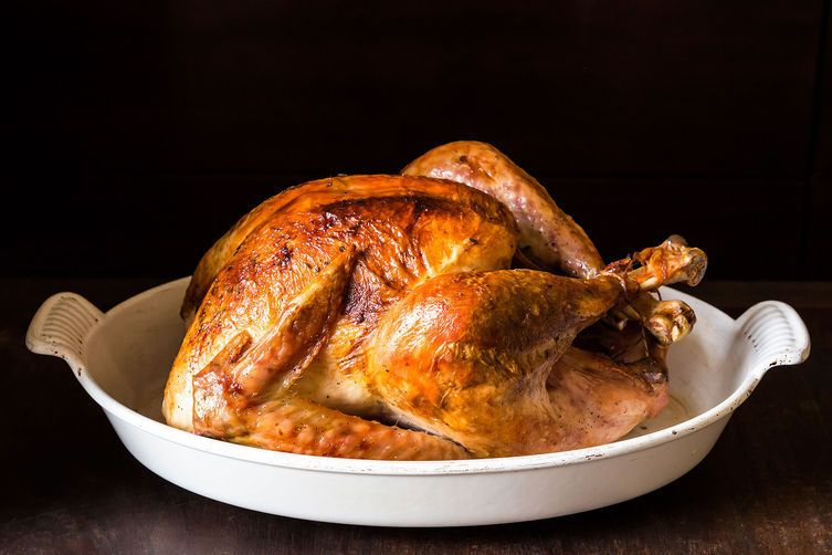 Thanksgiving Turkey on Food52