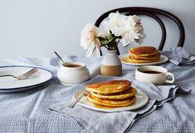 "Gravity-Defying ""Basic"" Buttermilk Pancakes"