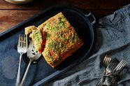 A Spicy Perspective's Garlic Lime Oven-Baked Salmon