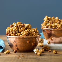 Homemade Cracker Jack