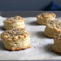 Make These Scones, Let Your Everything Bagel Flag Fly