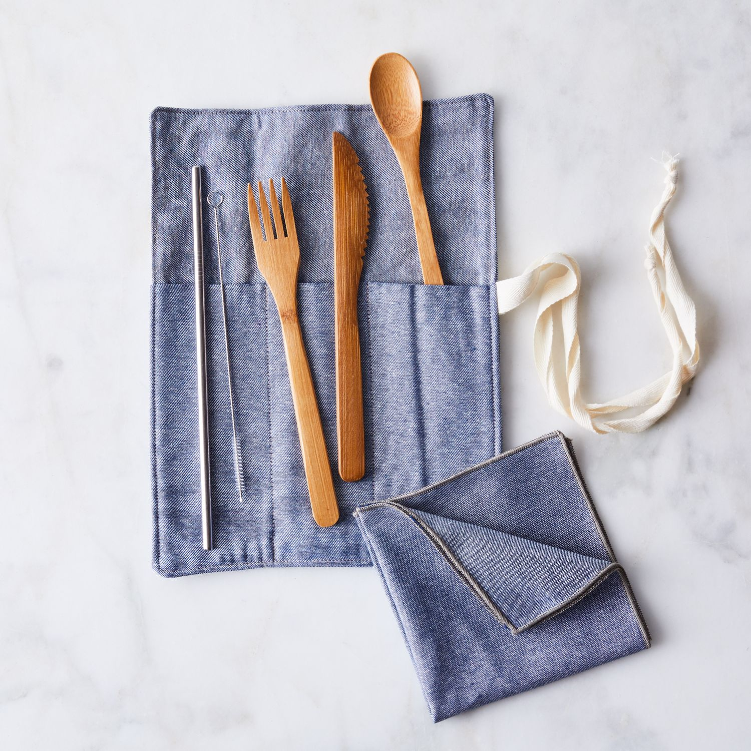 Reusable Bamboo Utensils Amp Wrap On Food52