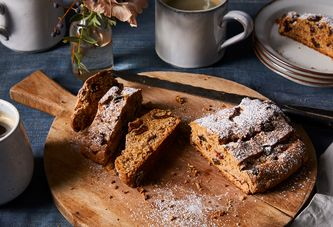 An Easier Take on German Stollen That Knows How Busy You Are Right Now