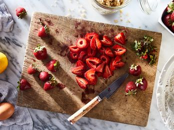 Why Strawberries & Cream Are the Sweetest Thing About Wimbledon