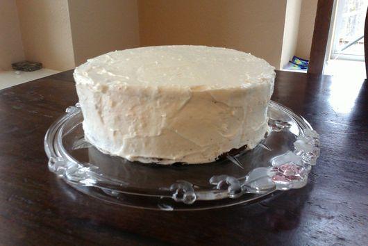 Crushed Velvet Cake