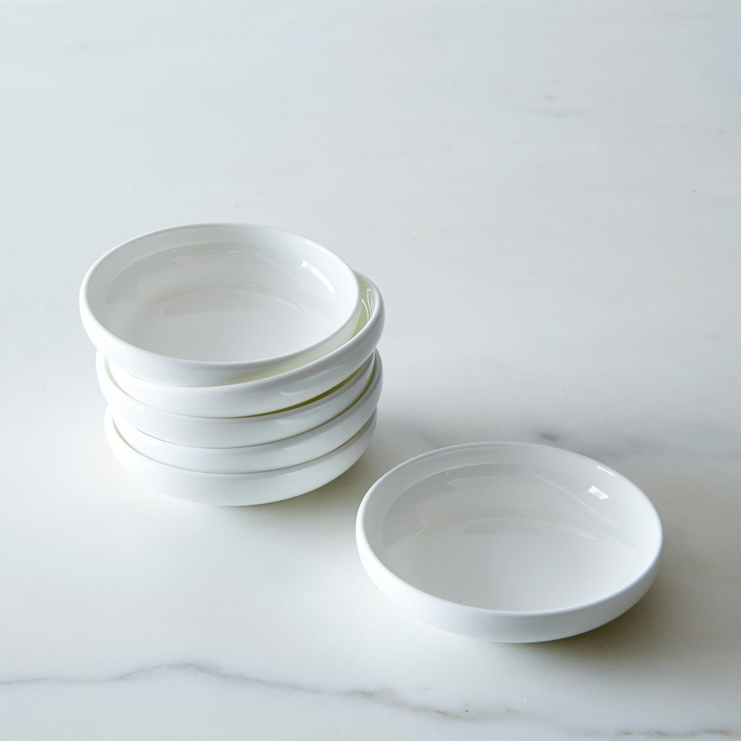 Purio White Condiment Bowls Set Of 6 On Food52