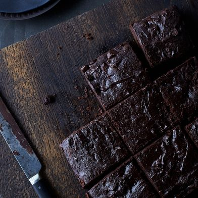 Chocolate Brownies with Tofu