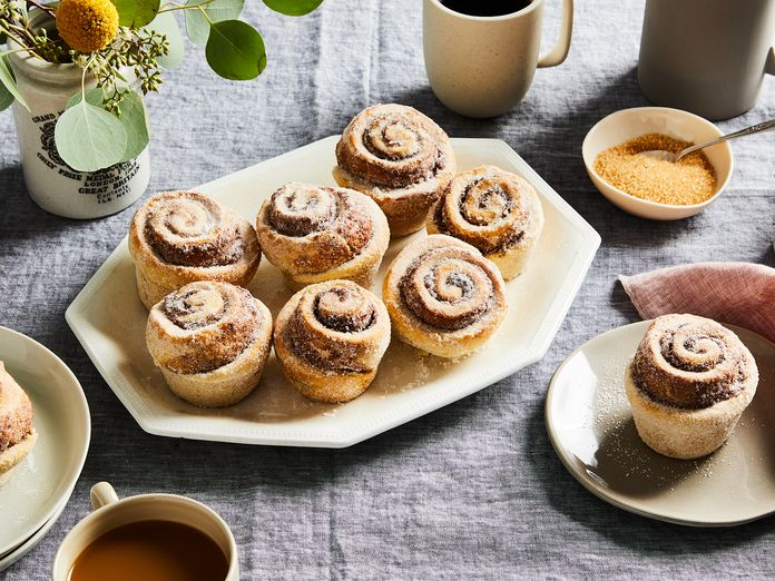 Fluffy-Gooey Genius Cinnamon Rolls (No Yeast Know-How Required)
