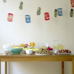 5 DIYs for the Perfect Tiki Party